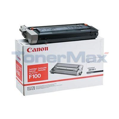 CANON F100 TONER CARTRIDGE BLACK